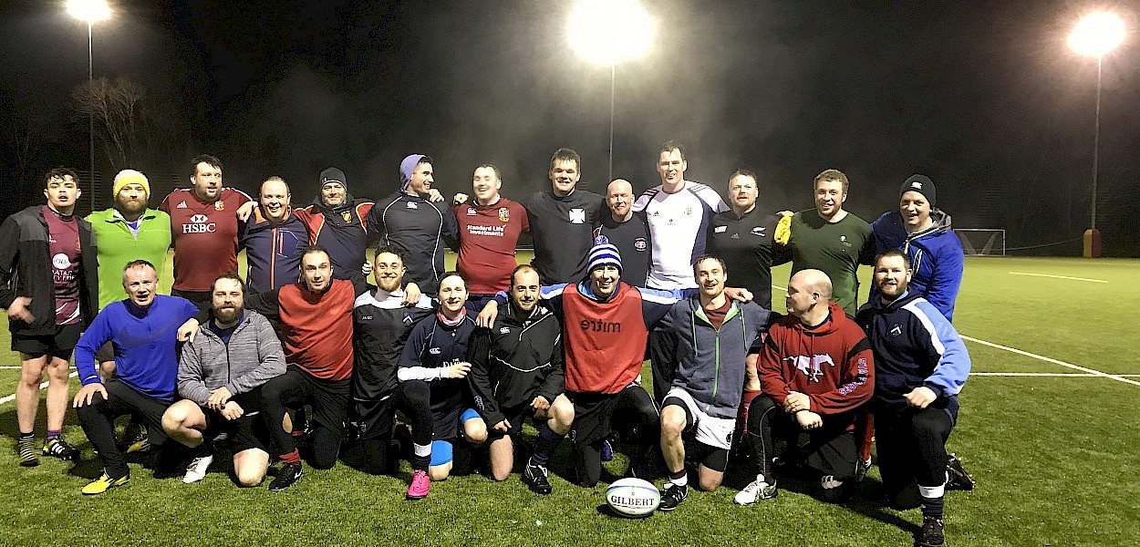 WEST RUGBY A Community Amateur Sports Club